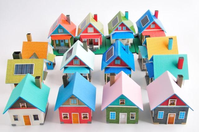 衣食住コンパクトにまとまる『地方都市移住』のイメージ画像