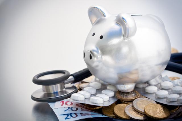 老後の不安はお金と健康