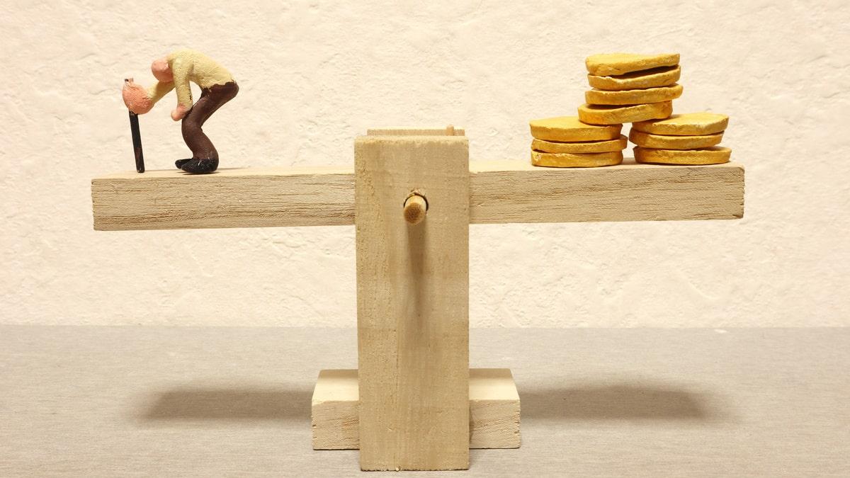 1人で過ごす老後に必要な資金は5,880万円ほど必要になる!