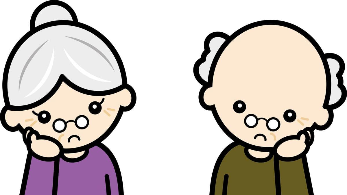 老後うつの症状や原因は?定年後に注意が必要な老後うつを解説!