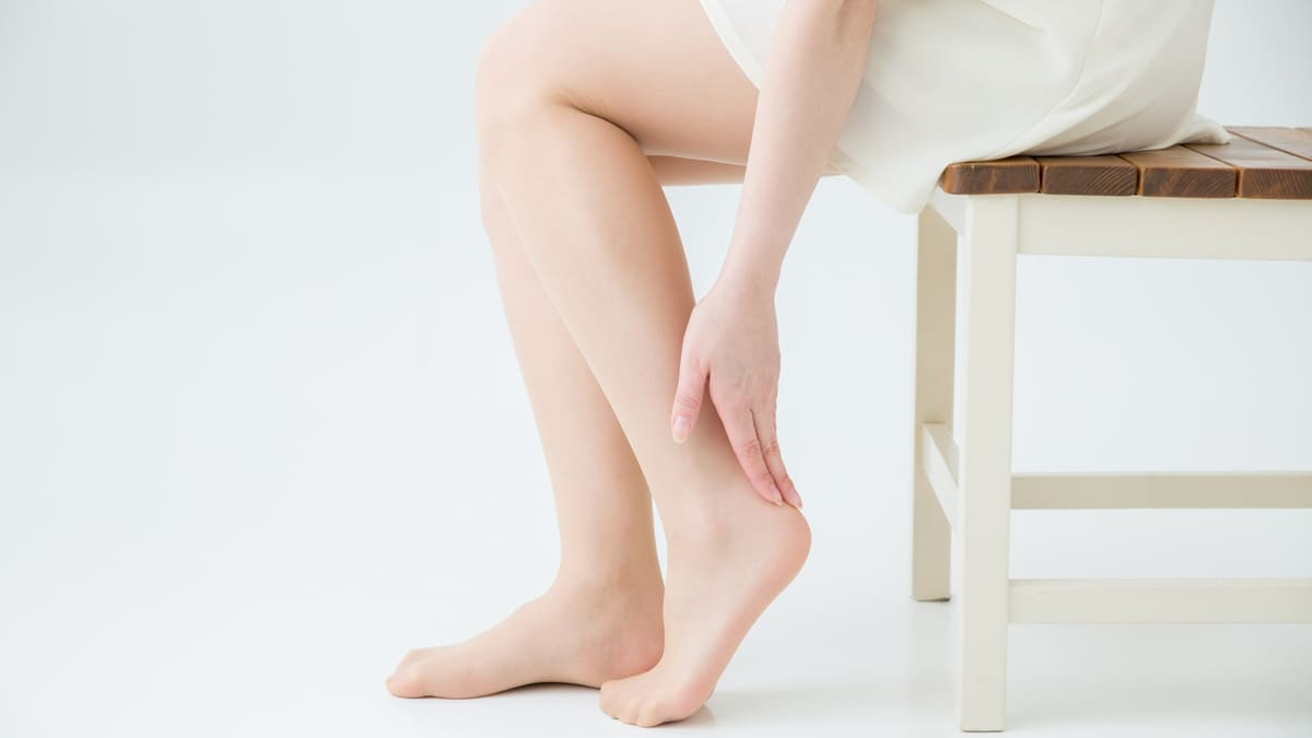50代以上は注意が必要!!足のむくみの原因と予防法!