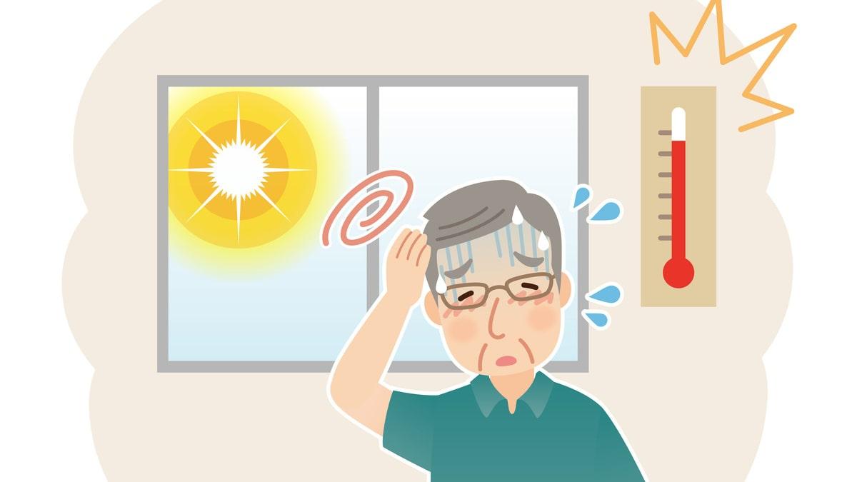 熱中症のサインと、症状が現れた時の対処法