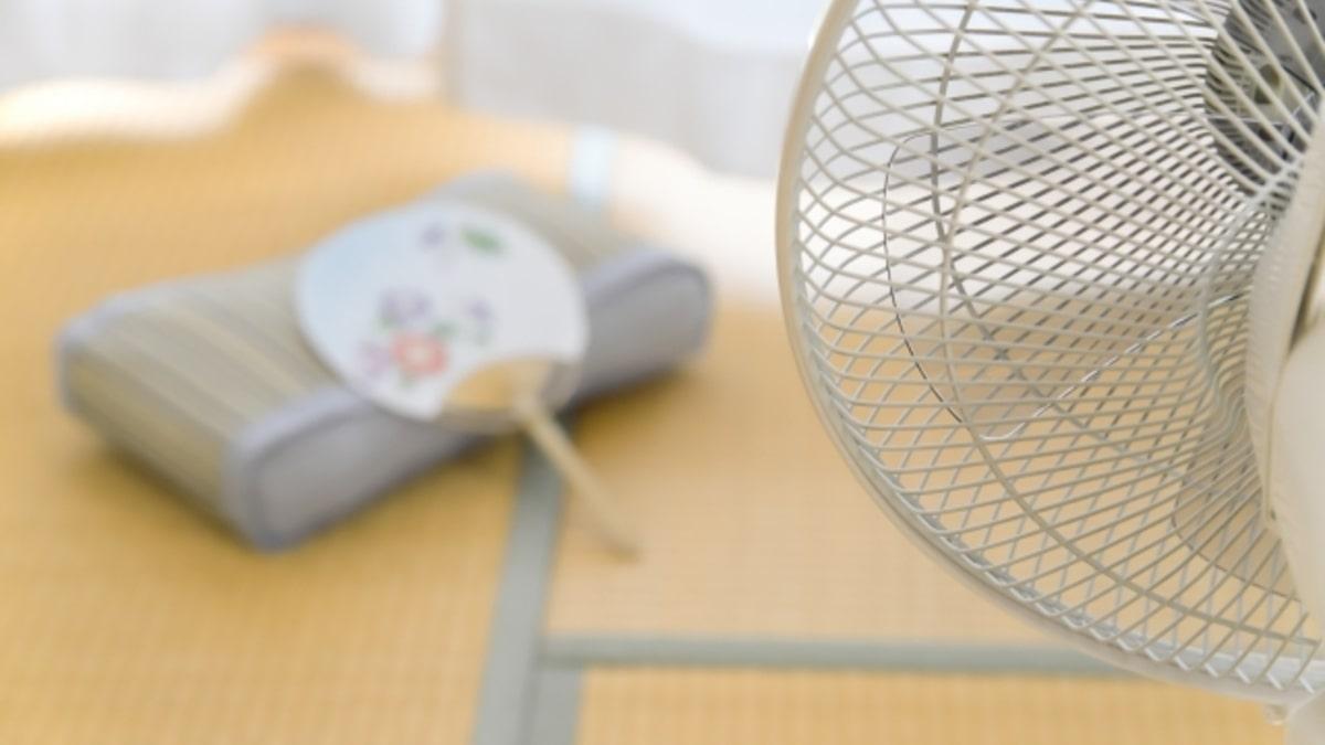 エアコンが苦手な場合の対処法