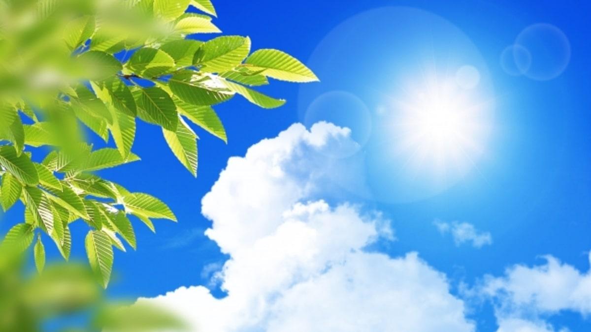 暑い夏も、室内温度をうまく調整して快適に過ごそう!
