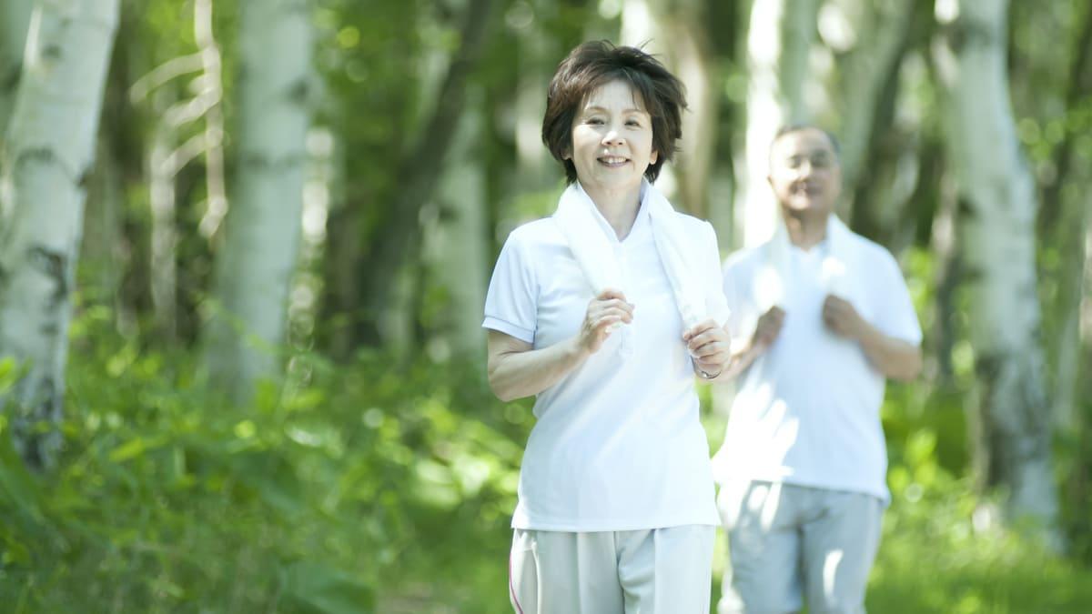 夏のウォーキングは危険だらけ!?50歳からの快適な散歩のおすすめ