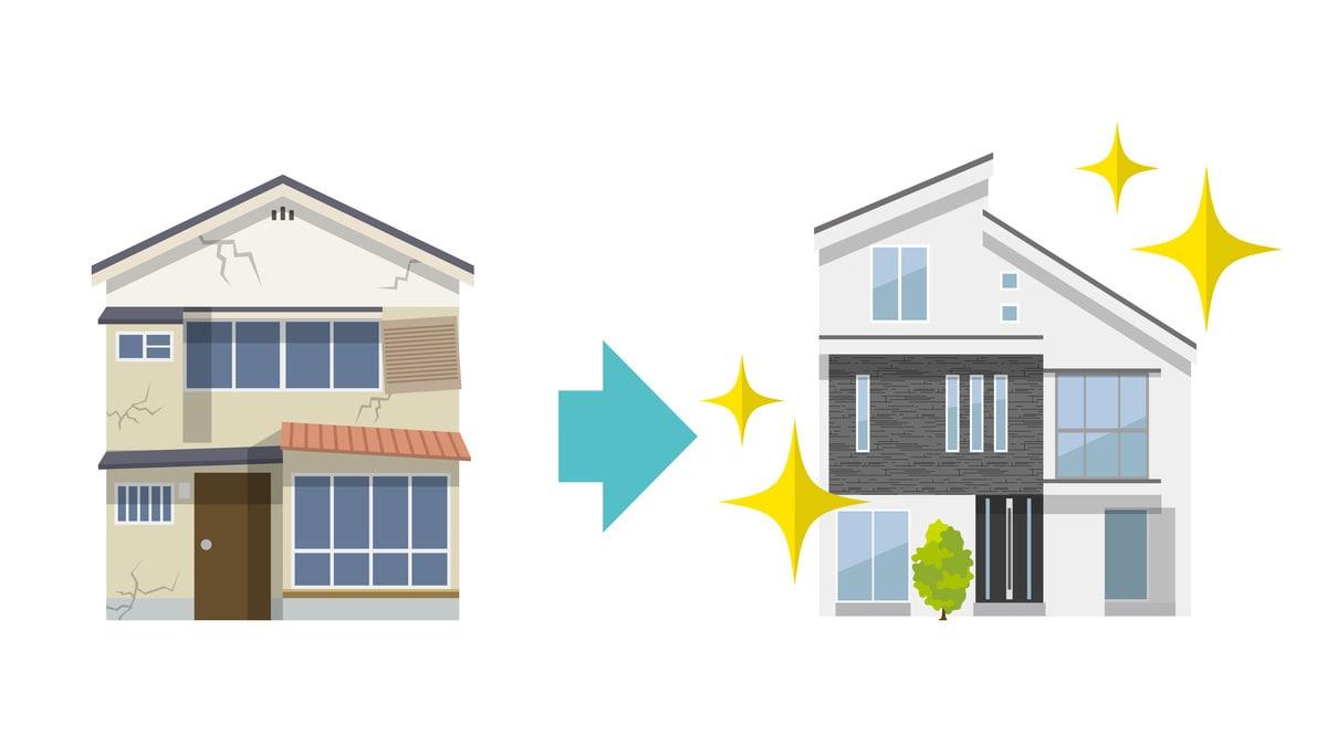 家の建て替えの費用や相場は?押さえておきたいポイントとは