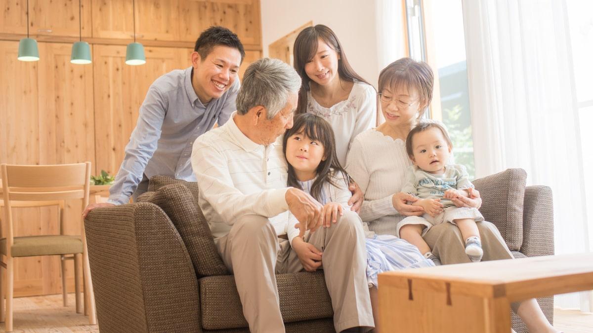 家族みんなが幸せになれる終の棲家を見つけよう