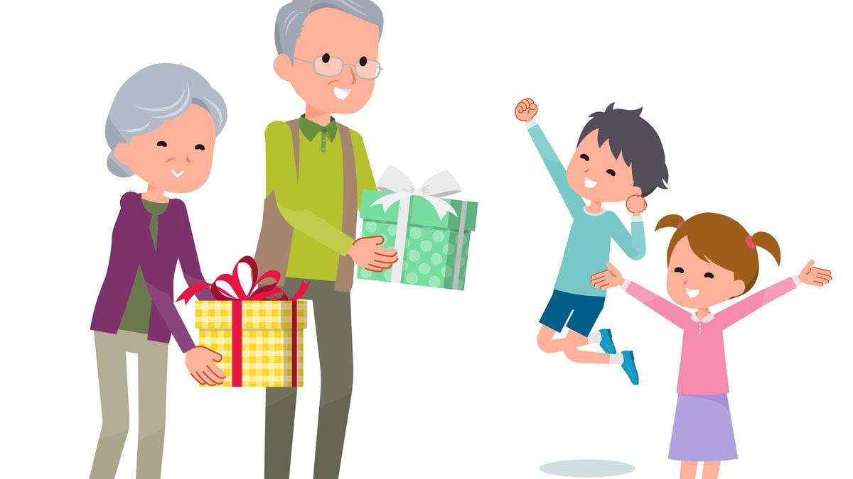 お孫さんへのおすすめプレゼントは?年齢や予算ごとに紹介!
